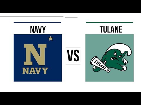 Week 13 2018 Navy vs Tulane Full Game Highlights