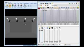 3TR - Interface LCI PH Lighting - Conectar QLC+ com Magic 3D Easy View Mp3
