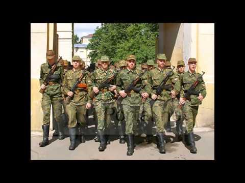 Бронежилет - армейская песня