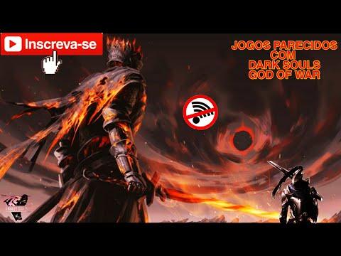 JOGOS ESTILO DARK SOULS E GOD OF WAR PARA ANDROID  OFFLINE #DarkSouls  #GodOfWar