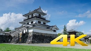 Shiroishi Castle - Miyagi - 白石城 - 4K Ultra HD