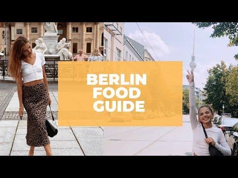 BERLIN FOOD GUIDE: Best Brunch Spots & Restaurants