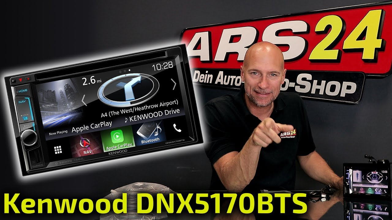 kenwood dnx5170bts doppel din autoradio mit navi f r europa produktvorstellung ars24 youtube. Black Bedroom Furniture Sets. Home Design Ideas