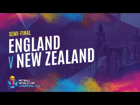 England V New Zealand | Semi Final | NWC2019