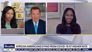 Why Are Blacks Dying Disproportionately From Coronavirus? A Doctor Discusses