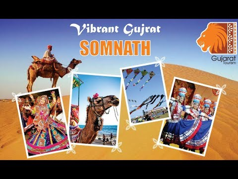 Somnath  Gujarat Tourism  Top Places to Visit in Gujarat  Incredible India