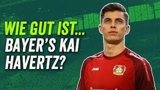 Kai Havertz: Die Zukunft auf der 10 beim DFB! Ein Mix aus Müller und Özil?! Scouting Report
