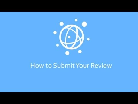 How to Submit a Peer Review to the PLOS Community Journals