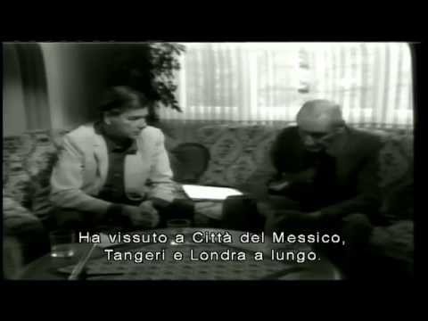 Commissioner Of Sewers . - un video ritratto di William S. Burroughs . - di Klaus Maeck .