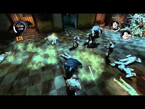 Batman Arkhan Asylum Story Walkthrough - Ending - Joker Defeat :( (Commentary)
