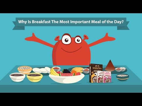 Why is a Healthy Breakfast the Most Important Meal of the Day?