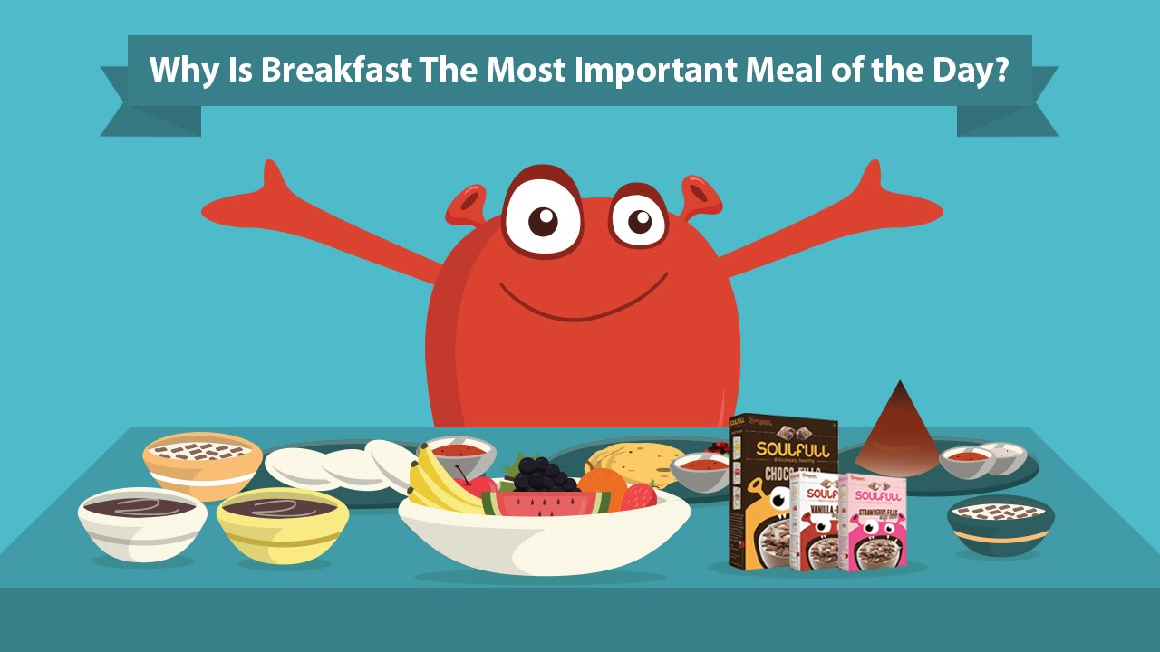 the importance of eating breakfast Skipping breakfast is associated with  to support messages about the importance of healthy eating and physical activity  health and academic achievement.
