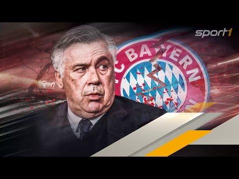 Carlo Ancelotti spricht erstmals über sein Bayern-Aus | SPORT1