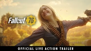 Fallout 76 – Official Live Action Trailer PEGI