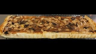 Mascarpone And Date Tart (crostata Al Mascarpone Con Datteri) -theitaliancookingclass.com