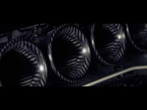 The 650 HP Volvo Polestar Racing V8 Supercars engine