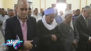 محافظ المنيا يفتتح مسجد الرحمن بنجع الخطيب بملوي .. فيديو وصور