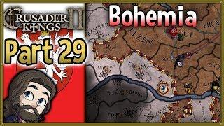 Crusader Kings 2 Holy Fury Bohemia Gameplay - Part 29 - Let