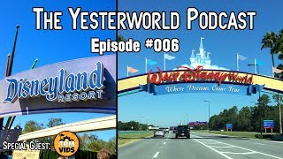 The Yesterworld Podcast #006 - Talkin