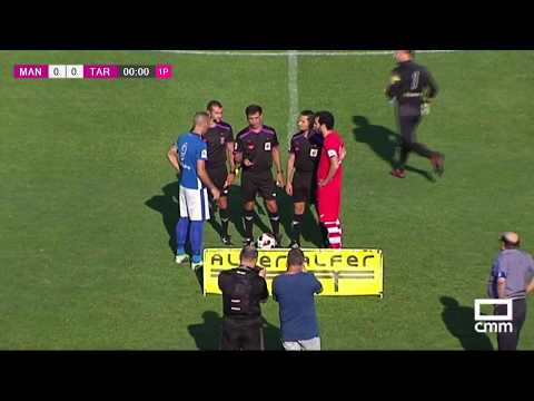 DIRECTO: Fútbol 3ª División. CD Manchego - CD Tarancón. Castilla-La Mancha Media.