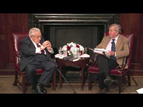 Kissinger: China's One Belt, One Road – A Game Changer