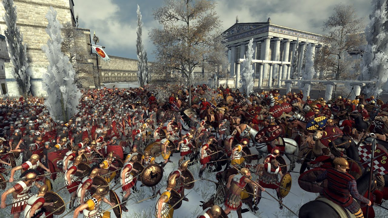 Second Total War: Rome II Patch Now Live, Patch Three