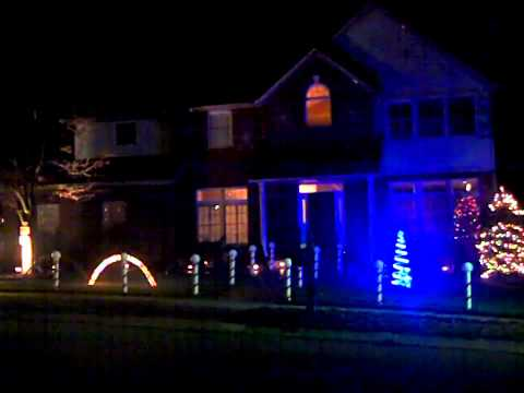 Fire It Up Dad - Christmas Vacation Lights