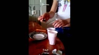 Делаем мороженое из арбуза