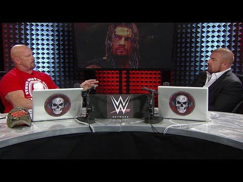 Triple H Discusses Roman Reigns' Royal Rumble Victory: WWE Network Exclusive