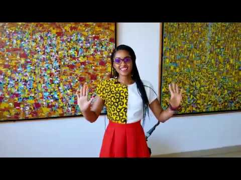 My Favorite Paintings At Artists Alliance Gallery Accra, Ghana | Dagny Zenovia