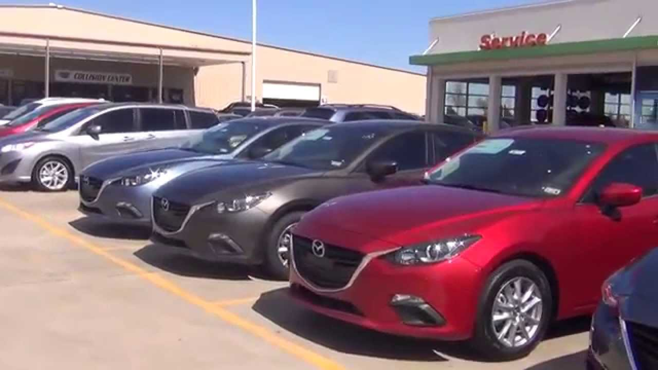 DFW TX Find 2014  2015 Mazda2 Vs Kia Rio vs Toyota Yaris  2014