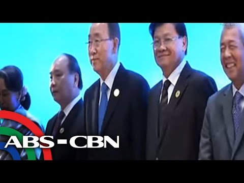 Duterte, hindi sinipot ang pulong ng ASEAN leaders kay Ban Ki-moon