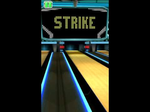 Rocka Bowling - Mobile Gameplay