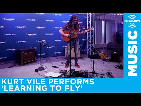 Kurt Vile covers Tom Petty's Learning To Fly for SiriusXMU Sessions
