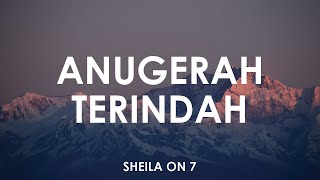 Sheila On 7 - Anugerah Terindah Yang Pernah Ku Miliki 🎵 || Cover By Umimma Khusna [ Lyrics HD ]