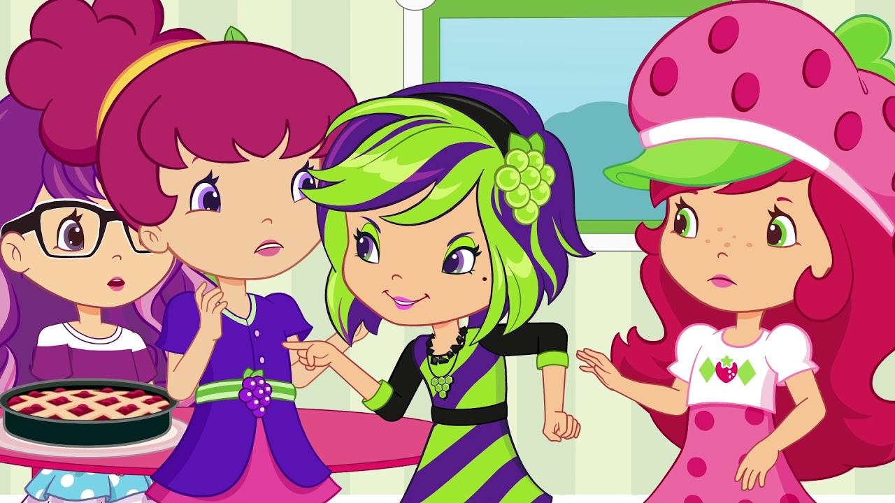 Strawberry Shortcake New Season Market Yourself Cartoons For