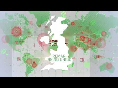 Trabajo realizado por REMAR EN LA PANDEMIA COVID19 // REMAR REINO UNIDO