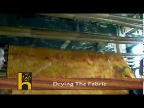 The Making Of Batik Furnishing [BATIK HAJADI]