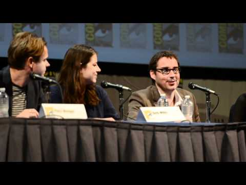 Toby Whithouse & Beth Willis on Writing @ San Diego ComicCon 2011 Doctor Who