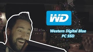 TaKe's Biggest Christmas Wish! - Western Digital Blue SSD (Ad)
