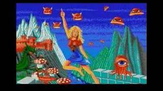 The Great Giana Sisters Intro (Atari ST)