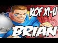 [Char MUGEN] Brian Battler KOF XI UNLIMITED Style DOWNLOAD!!