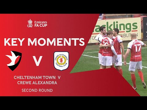 Cheltenham Crewe Goals And Highlights