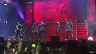 CNCO World Tour - Demuestrame I Medellín 19/10/18
