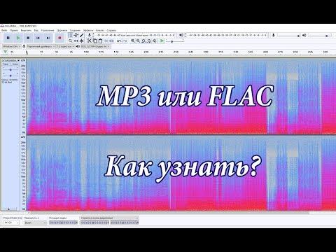 MP3 Или LOSSLESS Как Определить?