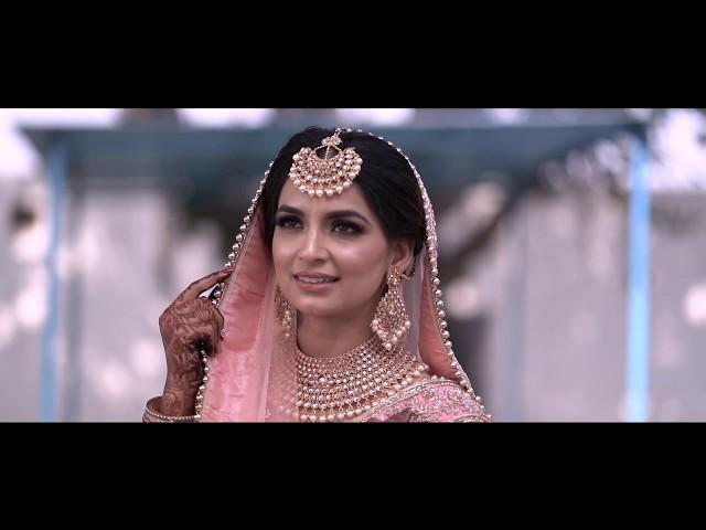 Cinematic Wedding Highlights 2019 / Taran / Harsh / Narula Production's