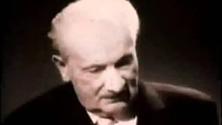 Heidegger On the Question of Being (English Subtitles) Thumbnail