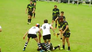 RUGBY A XIII  ASPET V  LA REOLE BEGLES A3 04