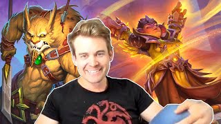 (Hearthstone) Quest Priest VS Quest Shaman