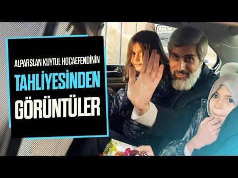 Alparslan Kuytul Hocaefendinin Tahliyesinden Görüntüler | 5 Aralık 2019